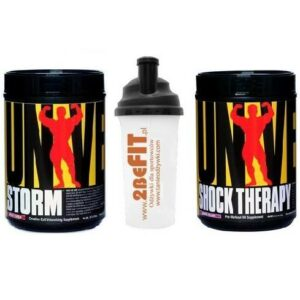 Universal Nutrition Storm + Shock therapy - 756 g + 1008gUniversal Nutrition Storm + Shock therapy - 756 g + 1008g