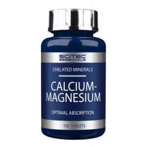 Scitec Calcium Magnesium 100 kapScitec Calcium Magnesium 100 kap