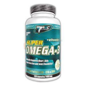 Trec Super Omega-3 - 120 kap.Trec Super Omega-3 - 120 kap.