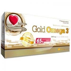Olimp Gold Omega-3 - 120 kapOlimp Gold Omega-3 - 120 kap