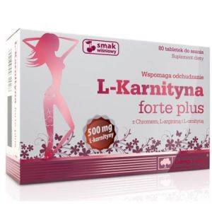 Olimp L-Karnityna Forte Plus 80 tabOlimp L-Karnityna Forte Plus 80 tab