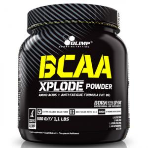 Olimp BCAA Xplode - 500gOlimp BCAA Xplode - 500g