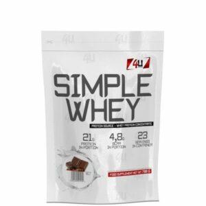 4U Simple Whey Protein - 700g4u simple whey