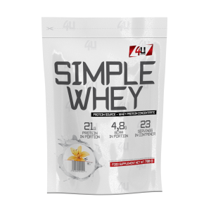 4U Simple Whey Protein - 700g4U Simple Whey Protein - 700g