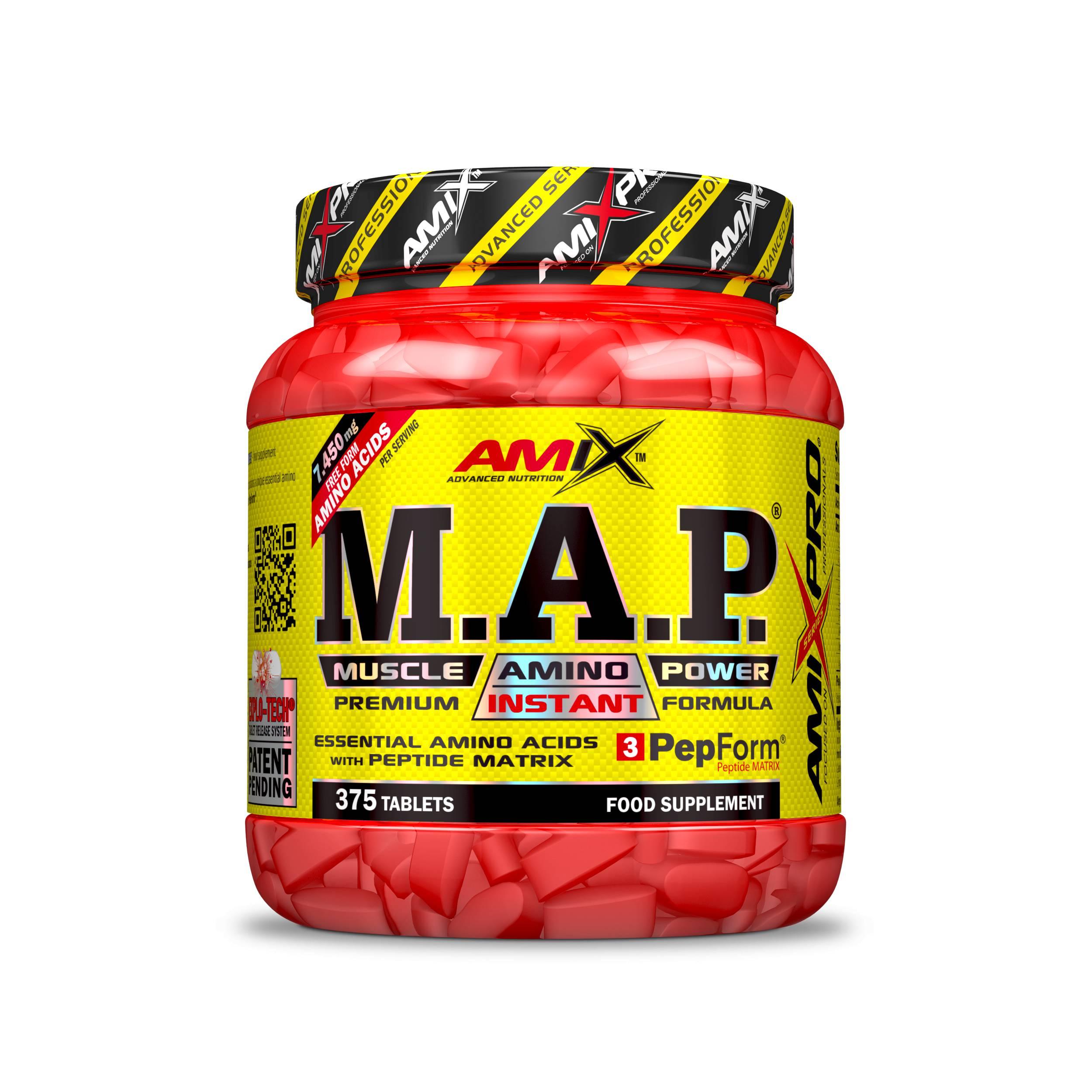 AXP MAP