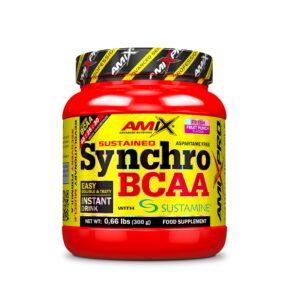 Amix PRO Synhro BCAA + Sustamine 300gsynchro bcaa