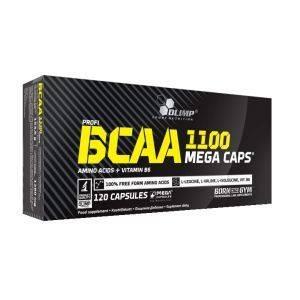 Olimp BCAA Mega Caps - 120 kap.Olimp BCAA Mega Caps - 120 kap.