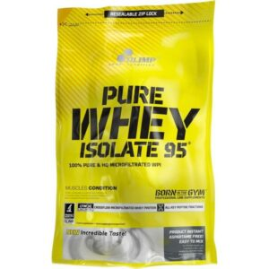 Olimp Pure Whey Isolate 95 600gOlimp Pure Whey Isolate 95 600g
