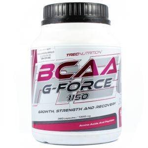 Trec BCAA G-Force 1150 - 360 kapTrec BCAA G-Force 1150 - 360 kap