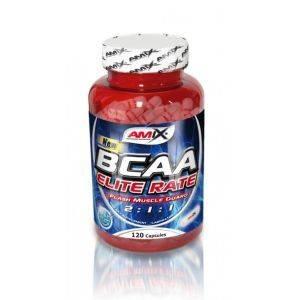 Amix BCAA Elite Rate - 120kapAmix BCAA Elite Rate - 120kap