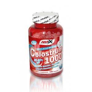 Amix Colostrum 1000mg - 100kapAmix Colostrum 1000mg - 100kap