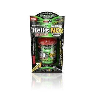 Amix MUSCLECORE Hell's NO2 - 100kapAmix MUSCLECORE Hell's NO2 - 100kap