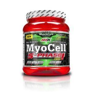 Amix MUSCLECORE MyoCell 5-Phase - 500gAmix MUSCLECORE MyoCell 5-Phase - 500g