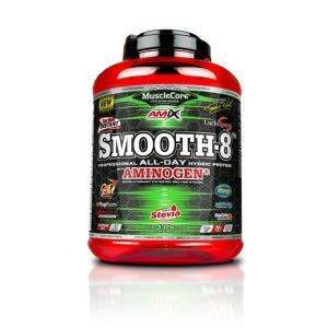 Amix MUSCLECORE Smooth-8 Hybrid Protein - 2300gAmix MUSCLECORE Smooth-8 Hybrid Protein - 2300g