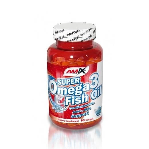 Amix Super Omega3 - 90kap