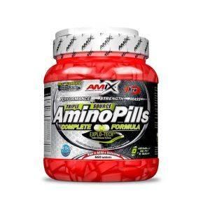Amix Amino Pills - 660tabAmix Amino Pills - 660tab