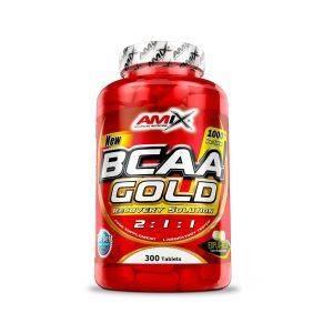 Amix BCAA Gold - 300tabAmix BCAA Gold - 300tab
