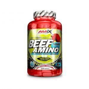 Amix Beef Amino - 250tabAmix Beef Amino - 250tab