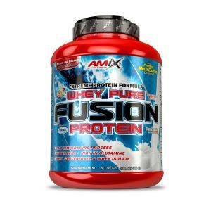 Amix Whey Pure Protein Fusion - 2300g