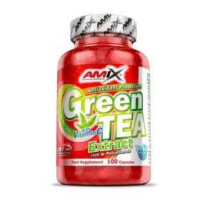 Amix Green TEA Extract with Vitamin C - 100kapAmix Green TEA Extract with Vitamin C - 100kap