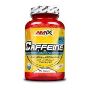 Amix Caffeine with Taurine - 90kapAmix Caffeine with Taurine - 90kap