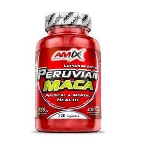 Amix Peruvian Maca - 120kapAmix Peruvian Maca - 120kap