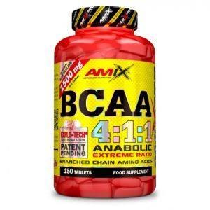Amix PRO BCAA 4:1:1 - 150tabAmix PRO BCAA 4:1:1 - 150tab