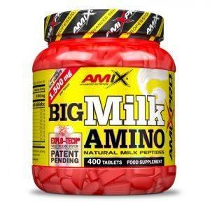 Amix PRO Big Milk Amino  - 400tabAmix PRO Big Milk Amino - 400tab
