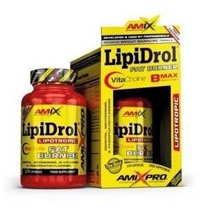 Amix PRO LipiDrol - 120kapAmix PRO LipiDrol - 120kap