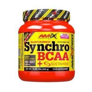 Amix PRO Synhro BCAA + Sustamine 300gAmix PRO Synhro BCAA + Sustamine 300g
