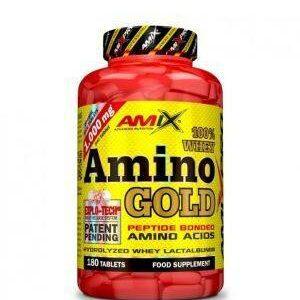 Amix PRO Amino Whey Gold - 180tabAmix PRO Amino Whey Gold - 180tab