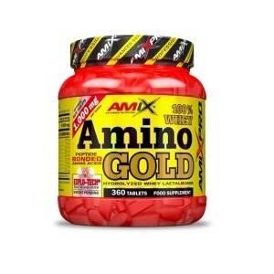 Amix PRO Whey Amino GoldAmix PRO Amino Whey Gold - 360tab
