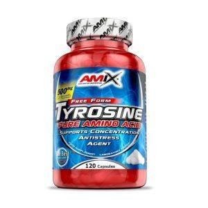 Amix Tyrosine - 120kapAmix Tyrosine - 120kap
