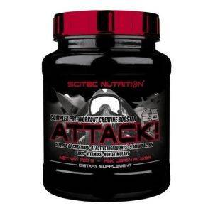 Scitec Attack 2.0  320gScitec Attack 2.0  320g