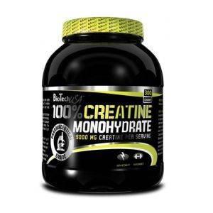 BioTechUSA 100% Creatine Monohydrate 300gBioTechUSA 100% Creatine Monohydrate 300g