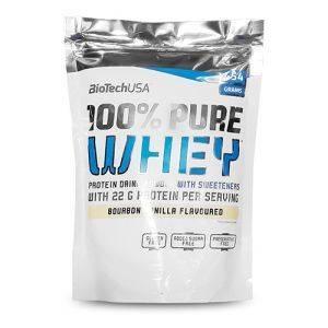 BioTechUSA 100% Pure Whey 454gBioTechUSA 100% Pure Whey 454g
