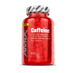 Amix Caffeine&Taurine - 90kapcaffeine
