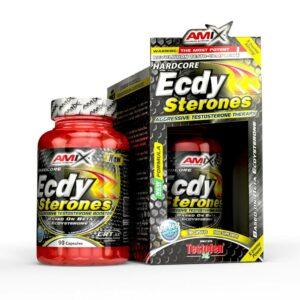 Amix Ecdy Sterones BOX - 90kapecdysterones