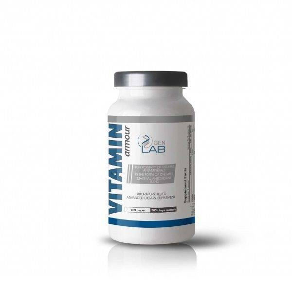 GEN LAB Vitamin Armour 60kap