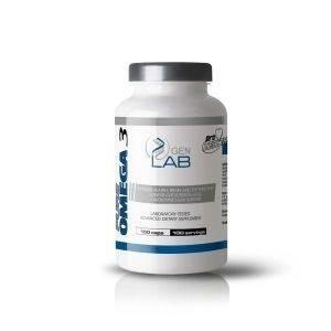 Gen Lab Ultra Omega 3 kwasy tłuszczoweGEN LAB Ultra Omega 3 72kap