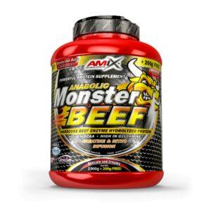Amix Anabolic Monster Beef - białko wołowe