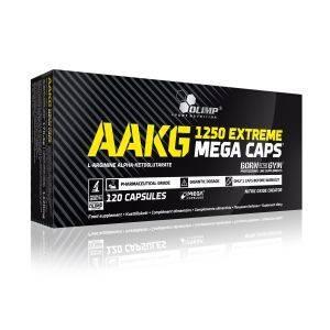 Olimp AAKG Extreme Mega Caps 120 kapOlimp AAKG Extreme Mega Caps 120 kap