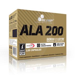Olimp ALA 200 - 120 kap