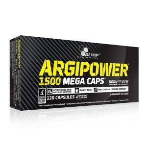 Olimp Argi Power 120kap.Olimp Argi Power 120kap.