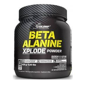 Olimp Beta-Alanine Xplode Powder - 420gOlimp Beta-Alanine Xplode Powder - 420g