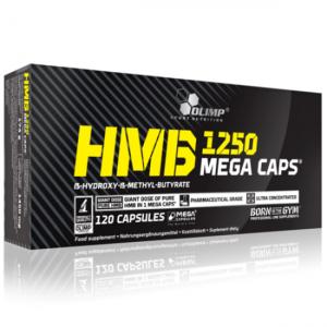 Olimp HMB Mega Caps - 120 kapOlimp HMB Mega Caps - 120 kap