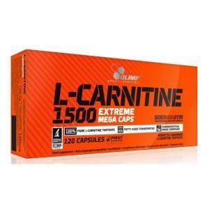 Olimp L-Carnitine 1500 Extreme 120 kapOlimp L-Carnitine 1500 Extreme 120 kap