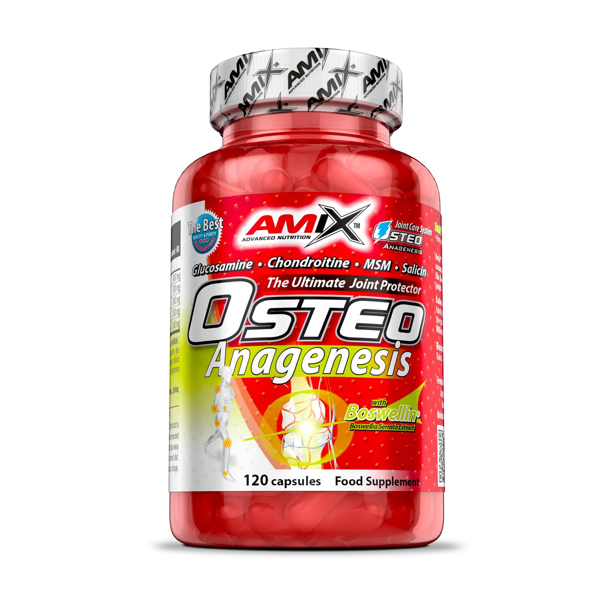 osteo anagenesis