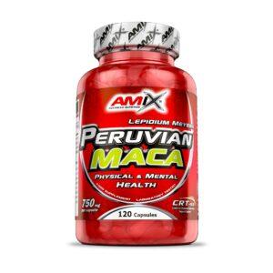 Amix Peruvian Maca - 120kapperuvian maca