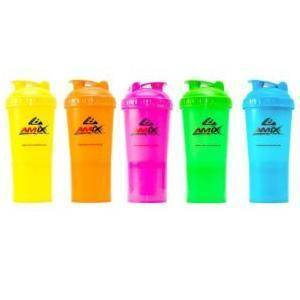 Amix Shaker Monster Bottle Color - 600mlAmix Shaker Monster Bottel Color - 600ml
